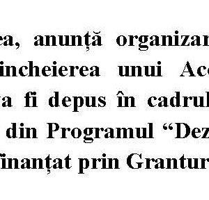 """Anunț – procedura de selecție a partenerilor naționali – proiect """"Creșterea incluziunii și abilitarea romilor"""""""